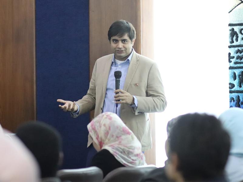 Helwan University Guest Lecture
